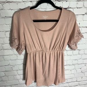 Isabell maternity top
